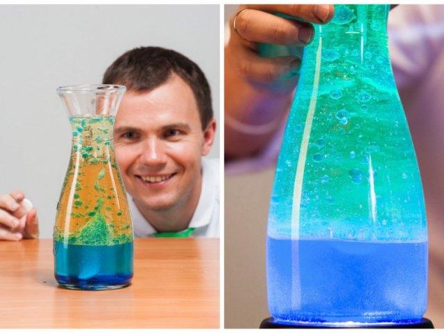 Делаем своими руками опыты химические